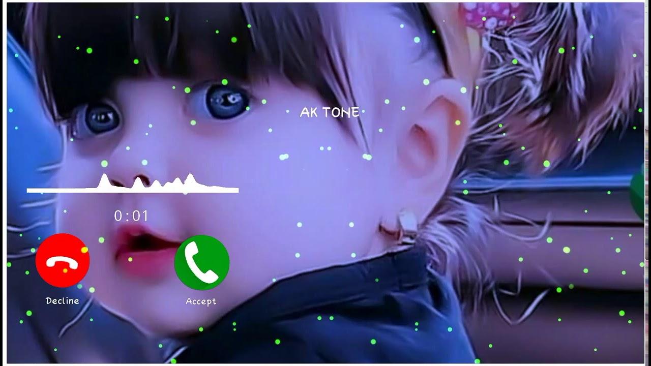 Cute girl voice WhatsApp message ringtone / new notification