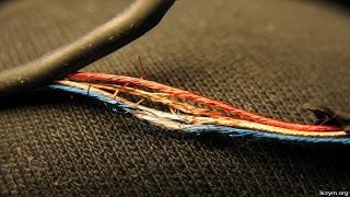 Как починить розрыв провода в наушниках