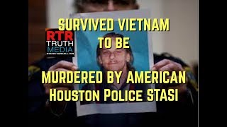 HPD COPS LIE to GET WARRANT - MURDER MAN GIRLFRIEND & DOG The Police State Marches On!