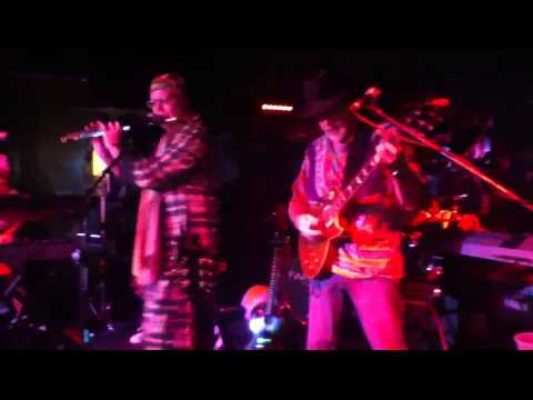 Tony Garone with Warchild Jethro Tull cover band