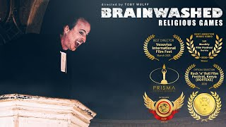 BRAINWASHED - RELIGIOUS GAMES (OFFICIAL MUSIC VIDEO) 2020 - TOBY WULFF FILMPRODUKTION BERLIN