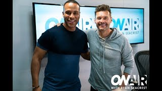 DeVon Franklin Shares Insight On Love & Talks About New Book | On Air with Ryan Seacrest
