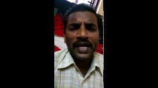 malayalam kavitha Ardramee dhanumasa ravukalon by Rameshan.k