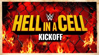 WWE Hell In A Cell Kickoff: Oct. 25, 2020