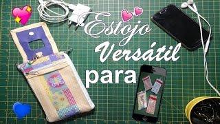 Estojinho Versátil para celular