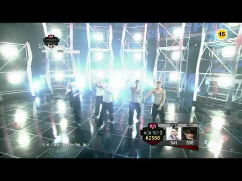 [HD] 2PM - Don't Stop Can't Stop 1st Comeback Stage