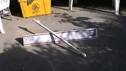 TRRS #0412 - Shortwave Broomstick Antenna - Testing