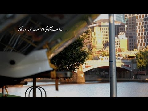 Create your own Melbourne