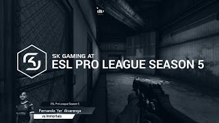ESL Pro League Season 5 Week 1 Highlights