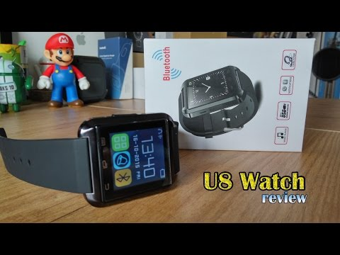 U8 Watch, otra alternativa más de smartwatch  [Unbox + Review + Sorteo]
