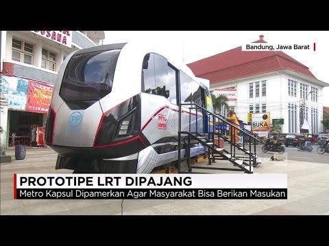 LRT Bandung Nantinya Seperti Ini