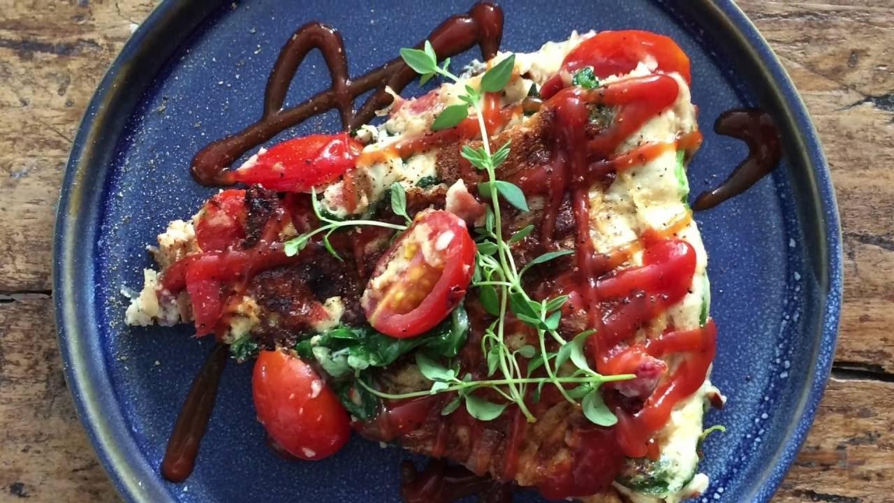 omelet ovn