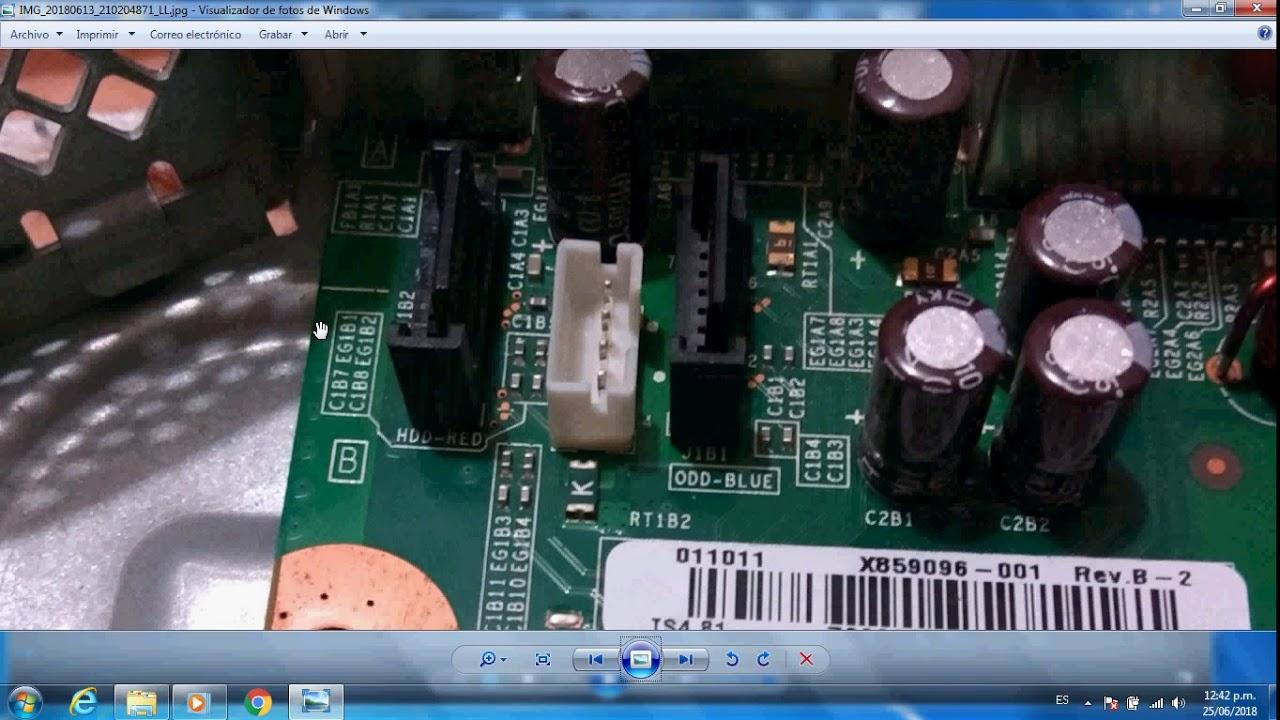 Instalar disco duro SatA 3 5 en xbox 360 Slim