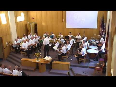 George Whittingham 91st Birthday concert   Part 1