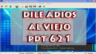 Declara Fácil Tutorial Web IGV Renta 621