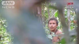 アマゾン奥地で生きる先住民族を捉えた映像公開(19/07/24)
