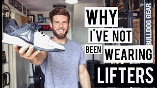 Are OLYMPIC LIFTING SHOES ruining YOU as a CROSSFIT ATHLETE