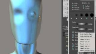 Using Morph Tools - Poser 8 - Poser Pro 2010 Tutorial