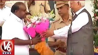 Karnataka CM Kumaraswamy Promises Balance Between Congress, JD(S) A...
