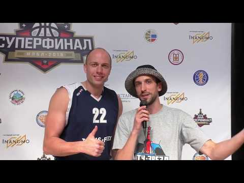 Станислав Рыжов (Таурас-Феникс, Санкт Петербург) о  будущем российских игроков в НБА