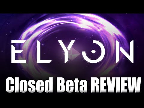 ELYON : ASCENT INFINITE REALM | Gameplay review | PVP, PVE, Crafting, Dungeons and MORE!