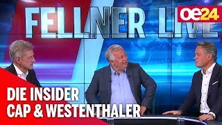 Fellner! Live: Die Insider - Cap & Westenthaler