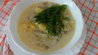 Вкусный суп с капустой и фаршем за 30 минут