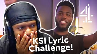 KSI's Lyrical Skills Get TESTED?! | Mo Gilligan's All Star Happy Hour
