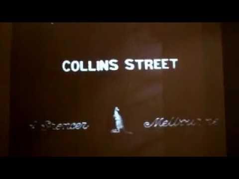 Melbourne History in Film