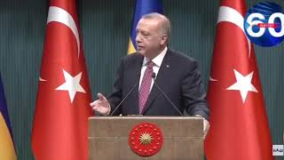 """Рук не хватит"" - Эрдоган публично унизил Зеленского"