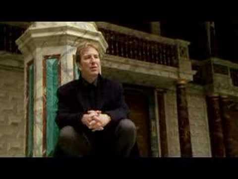 Alan Rickman Recites Poem