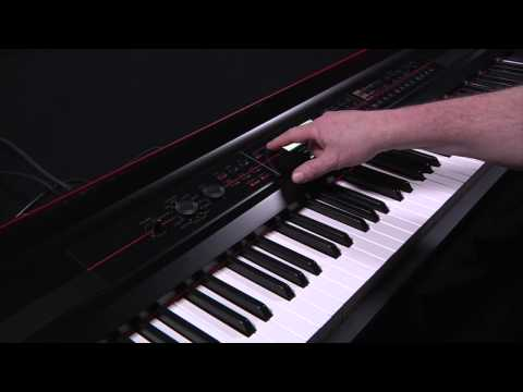 Korg Kross Music Workstation -- Video Manual part 4 of 5 -- Audio In & Audio Recording