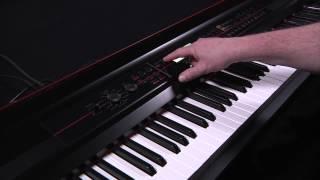 Корг Крос музична робоча станція -- відео керівництво частина 4 з 5 -- аудіо і запису звуку