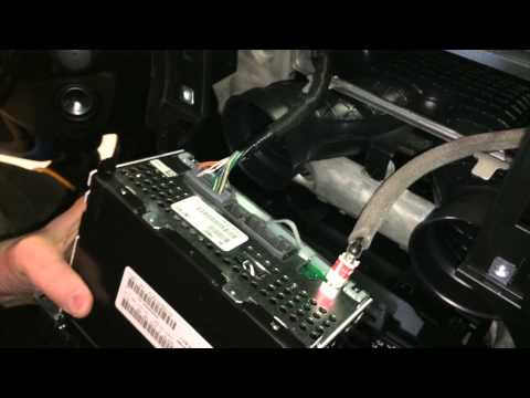INSTALLING AFTER MARKET RADIO IN 2015 JEEP WRANGLER  YouTube