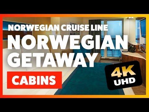 Norwegian Getaway Stateroom Tour