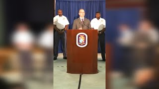 2 Maryland Police Officers Shot Entering 'Wrong Address'