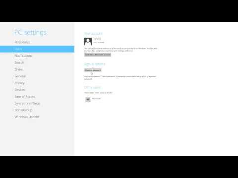 Windows 8 Basics: Control Panel