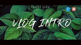 Download lagu How to make Vlog intro in kinemaster (Android) | Vlog intro tutorial