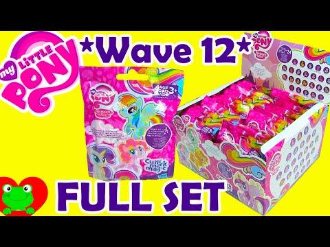 My Little Pony Blind Bags Wave 12 Cutie Mark Magic Full Set