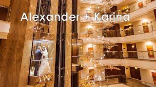 Свадебный клип  Александр+Карина
