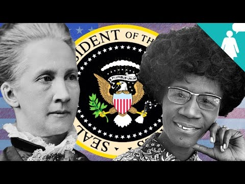 56 Women Who Ran for U.S. President