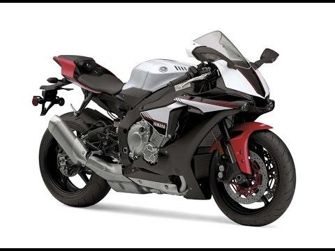 Yamaha motorcycles 2016