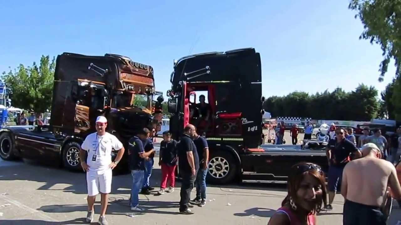 грузовой тюнинг