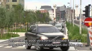 Antwerpen in top drie drukste verkeersknopen in Europa
