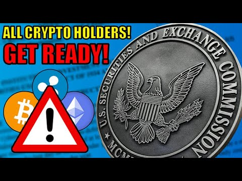 The SEC Declares WAR on Cryptocurrency!? BOMBSHELL about to DROP For XRP, Bitcoin, Ethereum Holders!