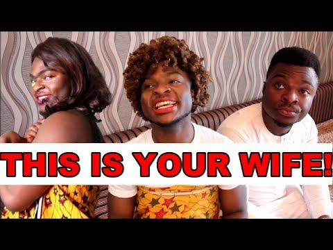 When African Parents Want You To Marry