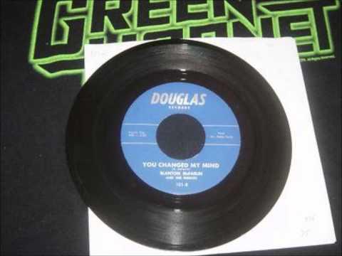 JOHN GOLDEN & THE INDEXES - TAKE A CHANCE - DOUGLAS 101 - 1962