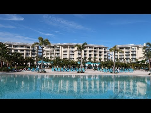Touring The New Margaritaville Resort & Grounds | Rental Cottage Tour, Pools & Restaurants!