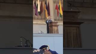 UC Berkeley Raza Graduation 2017 Class Speaker Aldo Barrita