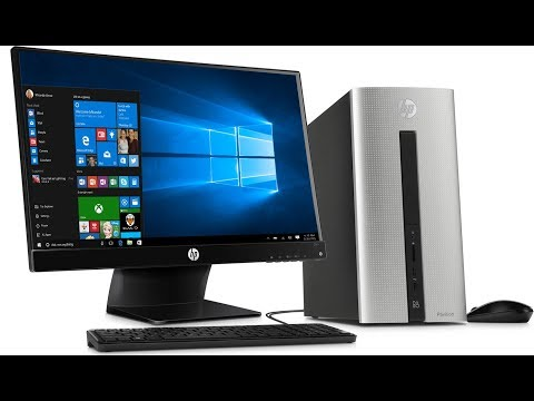 HP Pavilion 570 Desktop - Detailed Review and Unboxing